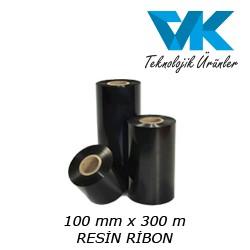 100 mm x 300 m RESİN RİBON