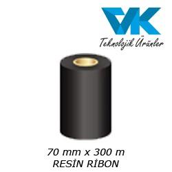 70 mm x 300 RESİN RİBON