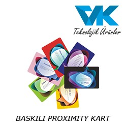 BASKILI PROXIMITY KART