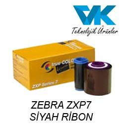 ZEBRA ZXP7 SİYAH RİBON