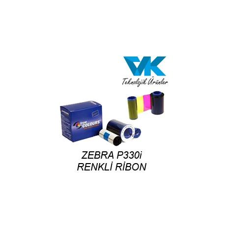 ZEBRA P330i RENKLİ RİBON