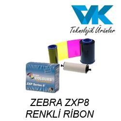 ZEBRA ZXP8 RENKLİ RİBON