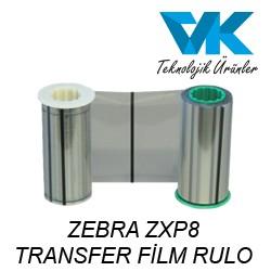 ZEBRA ZXP8 TRANSFER FİLM RULO