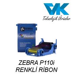 ZEBRA P110i RENKLİ RİBON