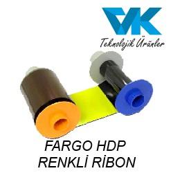 FARGO HDP RENKLİ RİBON