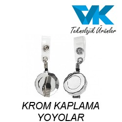 KROM KAPLAMA YOYOLAR