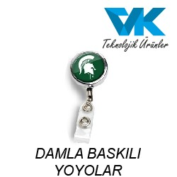 DAMLA BASKILI YOYOLAR