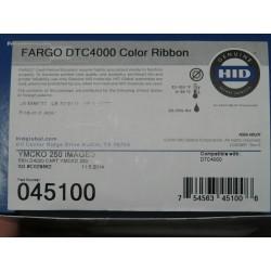 FARGO  dtc1000 – dtc1250 renkli ribon 250 baskı