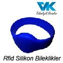 RFID SİLİKON BİLEKLİKLER
