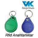 RFID ANAHTARLIKLAR